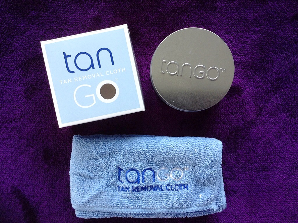 Best Fake Tan Removal Product | TanGo Removal Cloth Review