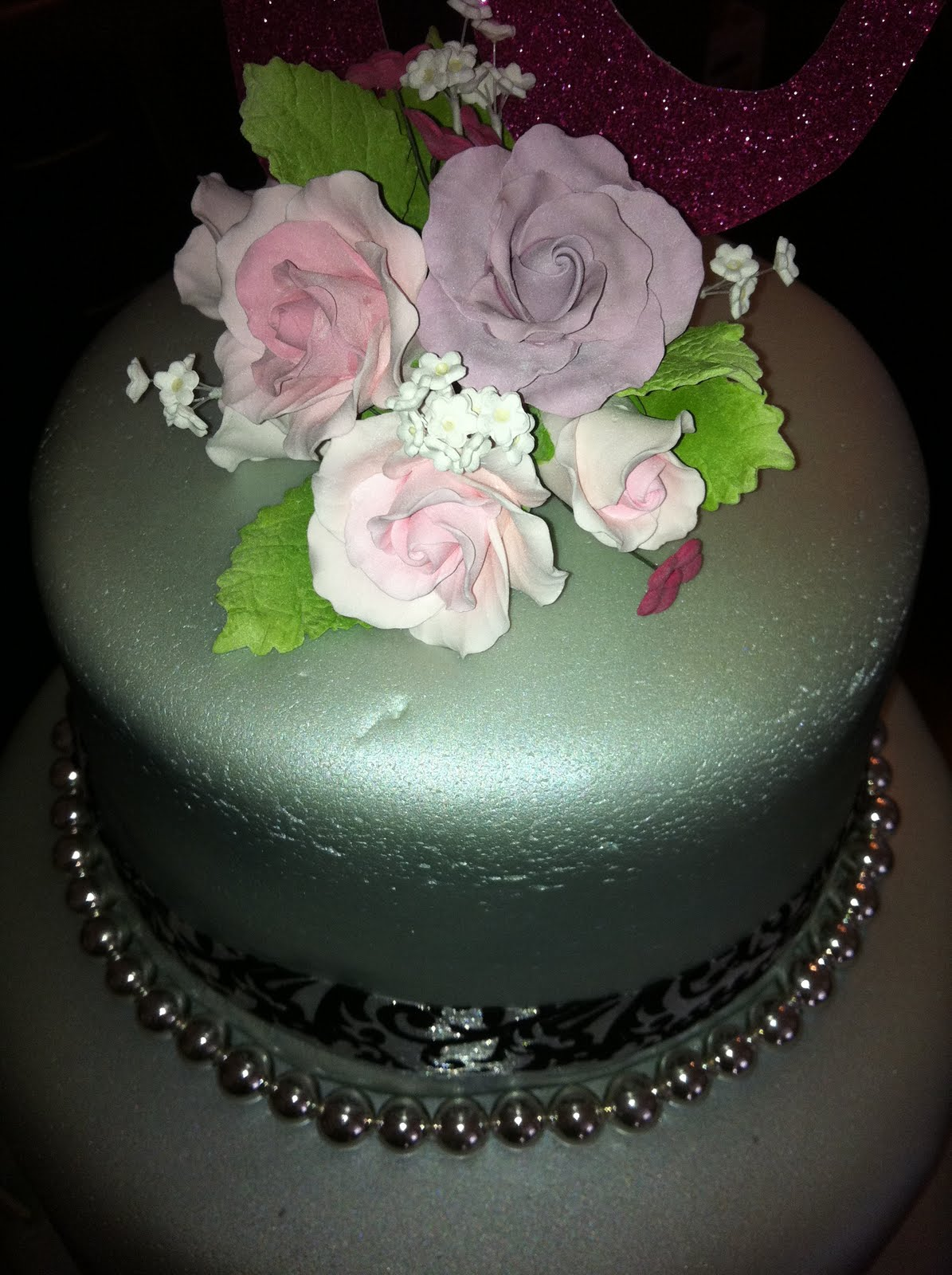 Jocelyns Wedding Cakes and More February 2011