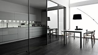 El aluminio en el diseño interior
