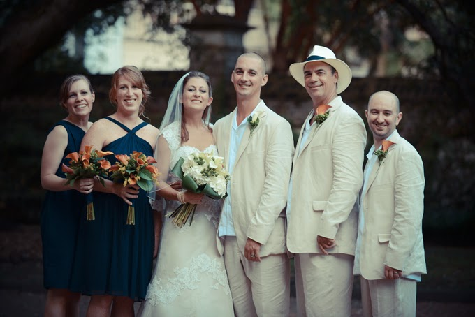 Beautiful Summer Charleston Wedding: Martha & Caleb
