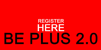 Register for BE PLUS 2013