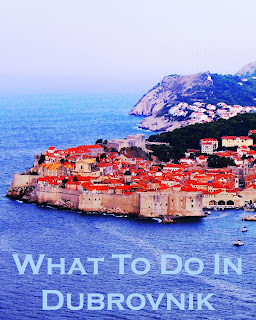 Travel the World: Things to do and where to stay in the old walled city of Dubrovnik Croatia.