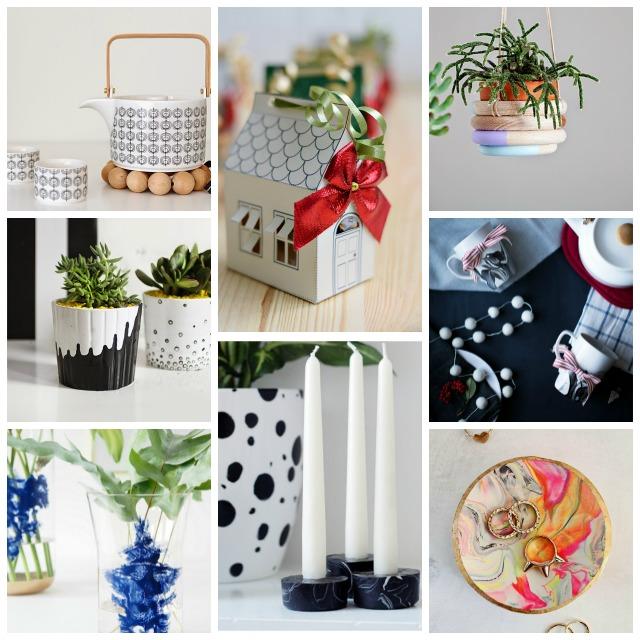 Decoraci n f cil regalos de navidad handmade - Ideas originales navidad ...