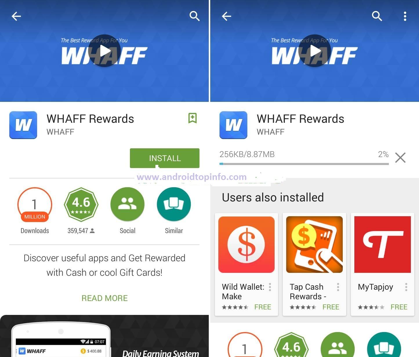 Aplikasi Android Terbaik Penghasil uang Dollar - info ...