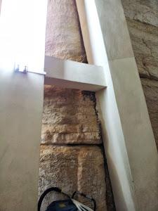 Tiang Masjid Aqsa di bina oleh Nabi Sulaiman..
