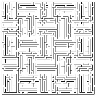 Handy image throughout printable mazes for adults