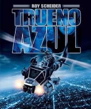 El trueno azul (1982)