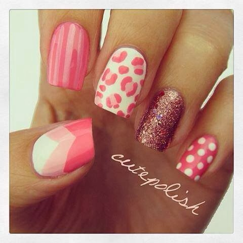 Cute nail art ideas fashionate trends for Cute video ideas