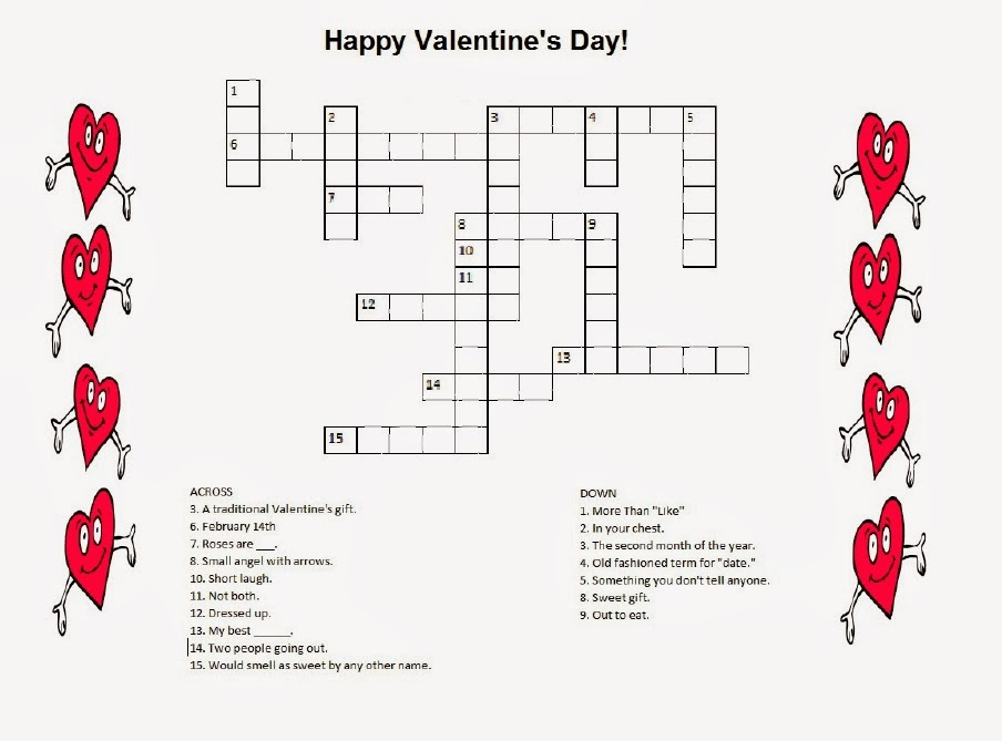 http://www.scribd.com/doc/204450573/Valentines-Crossword