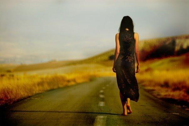 cualquier cosa es un camino entre cantidades de caminos por eso debes ...