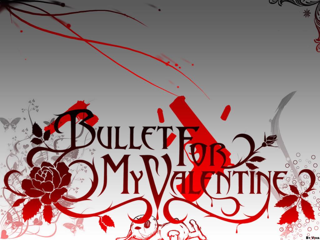 Bullet For My Valentine 2017 Wallpaper