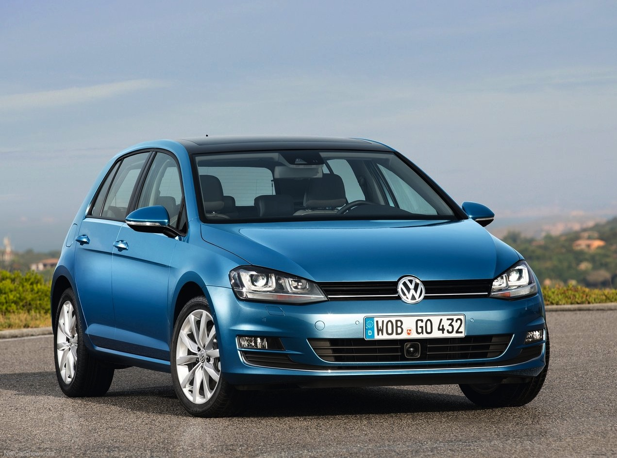 eDrive Magazine: Road Test: Volkswagen Golf 1.4 TSI ACT Highline