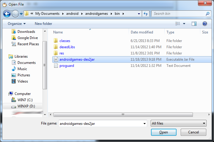 dominoc925 how to decompile an android apk file