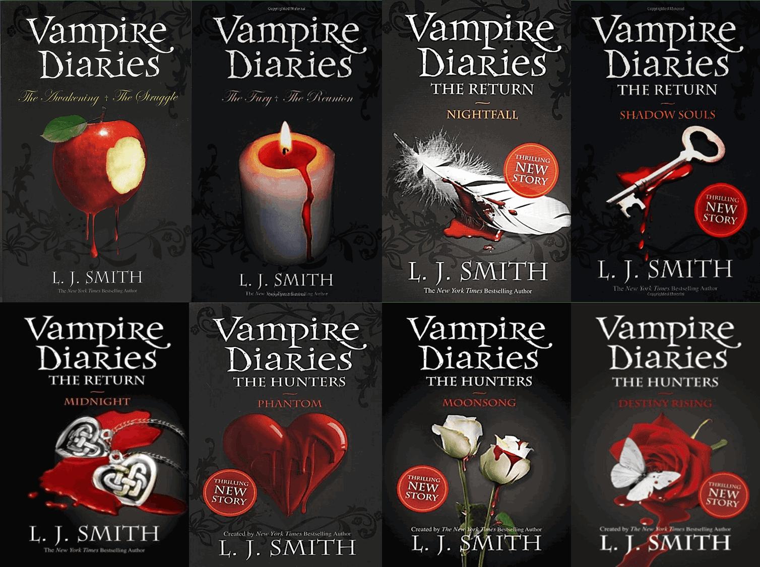 Adult vampire book series porn pic
