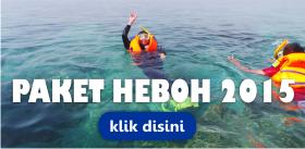 Paket 2015 Pulau Tidung