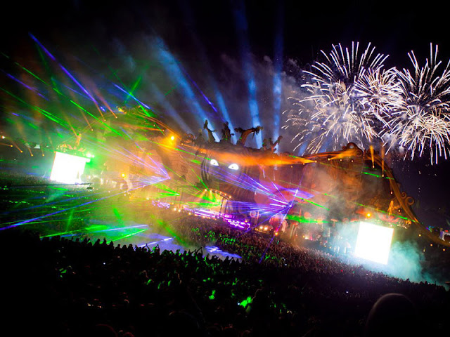tomorrow land in belgium