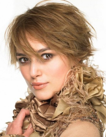 The Glamorous 2015 Short Hairstyles For Curly Hair Picture
