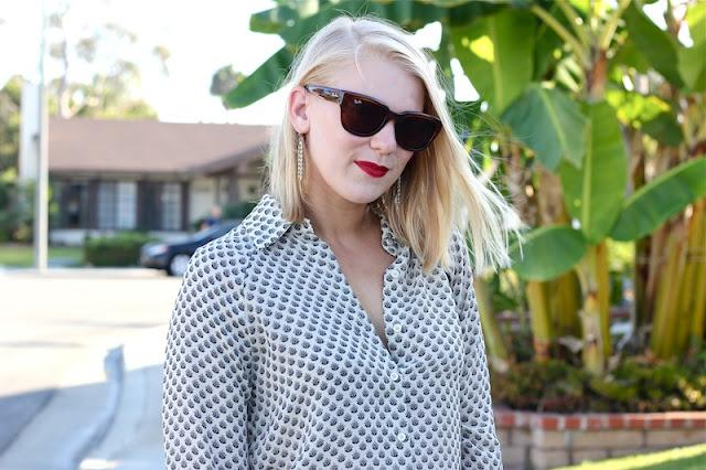 Huntington Beach Fashion Blogger