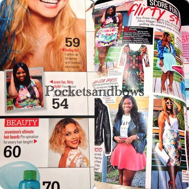 Seventeen Magazine Feature!