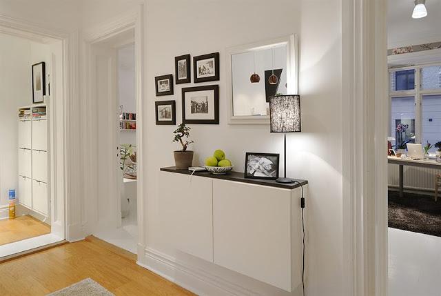 blog de decoraç u00e3o Arquitrecos Pequenos aparadores e bancadas