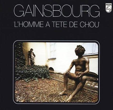 Be hard bop serge gainsbourg l 39 homme a t te de chou for Gainsbourg vu de l exterieur