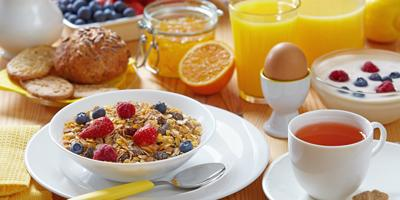 What is a Healthy Breakfast - food