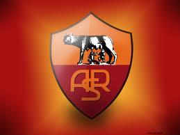 Lo scudetto della Roma