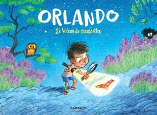 In FRANCESE: Orlando - Le voleur de chaussettes (2018)