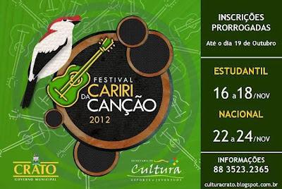 Festival Cariri da Canção