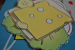 Joc pentru copii: Cine doreşte un sandwich?