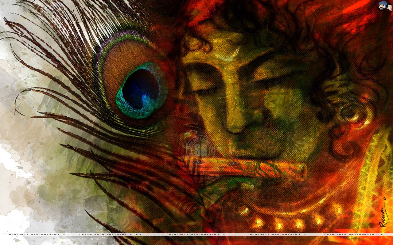 Lord Krishna Wallpapers - page 1 - bhmpics.com