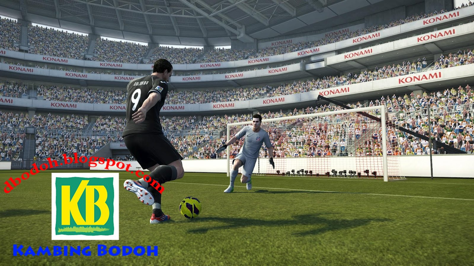 Free Download Patch 3.1 (FIX) PES 2013 Terbaru