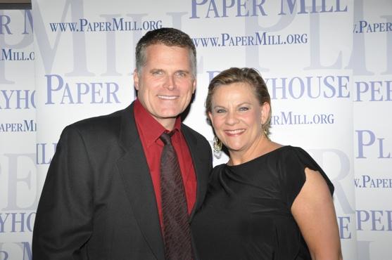 Kim Zimmer and robert newman