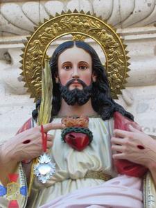 Último Domingo de Junio - Sagrado Corazón de Jesús - Los Tunales