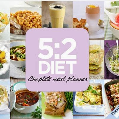 five to two diet