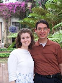 Pastor Erik and Bethany Hanson
