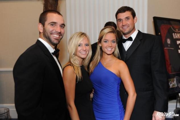 Ryan Zimmerman s girlfriend Heather DownenRyan Zimmerman Wife