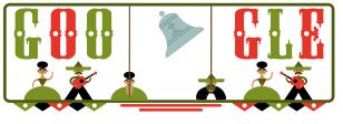 ¡Viva México! el Doodle de Google.