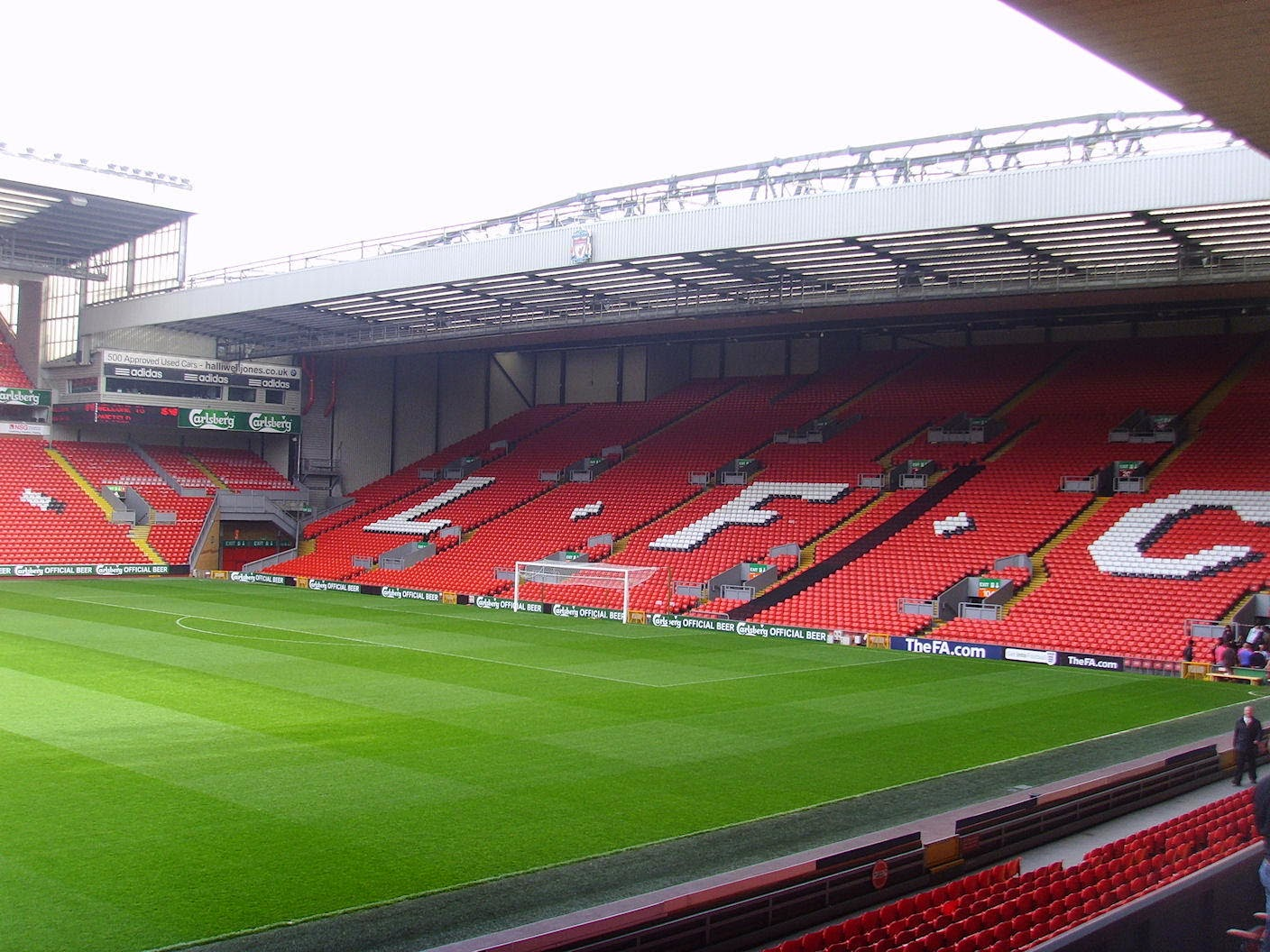 Estadio FC Liverpool