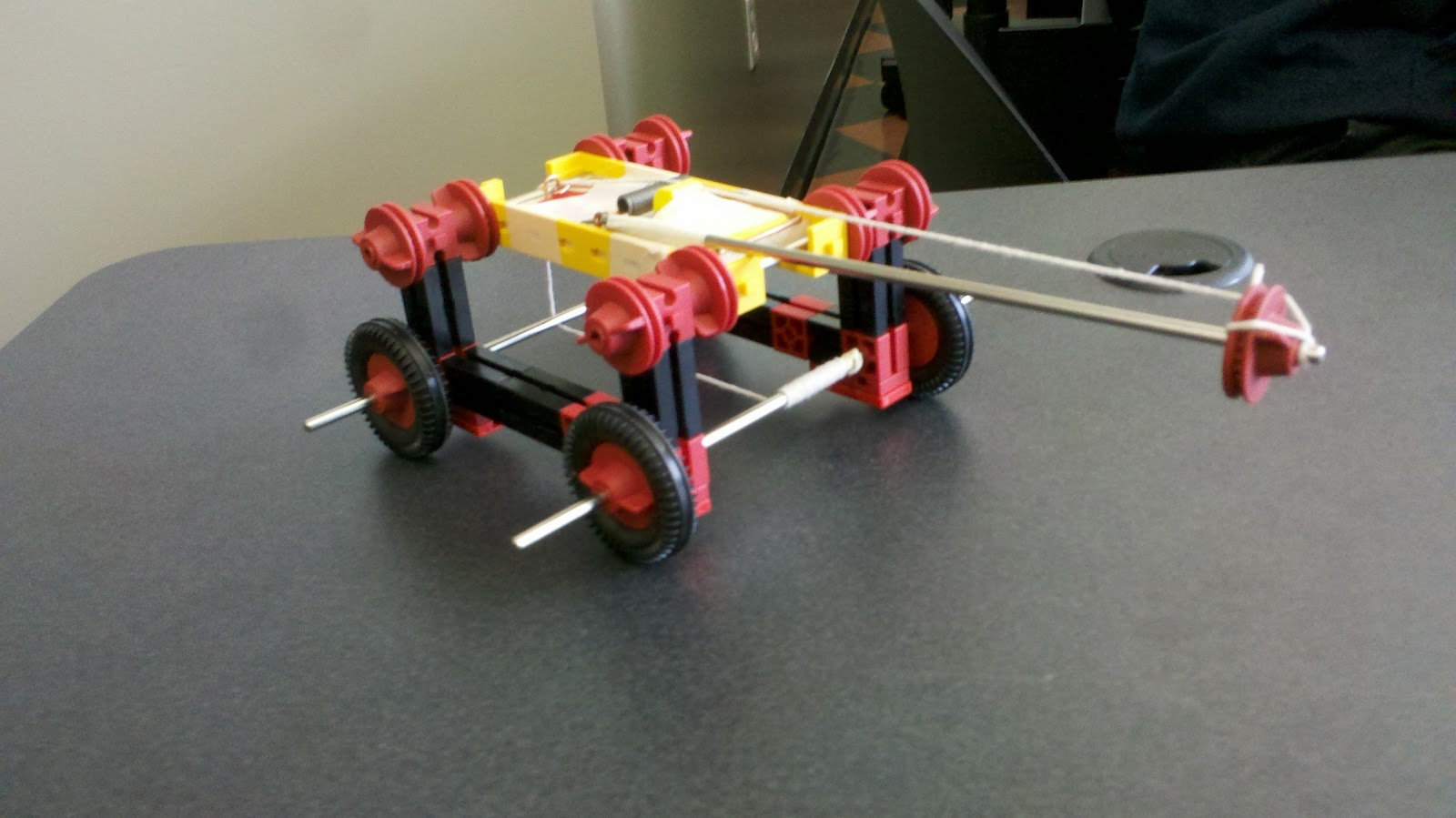 Technological designs simple machine challenge 1 mousetrap racecar