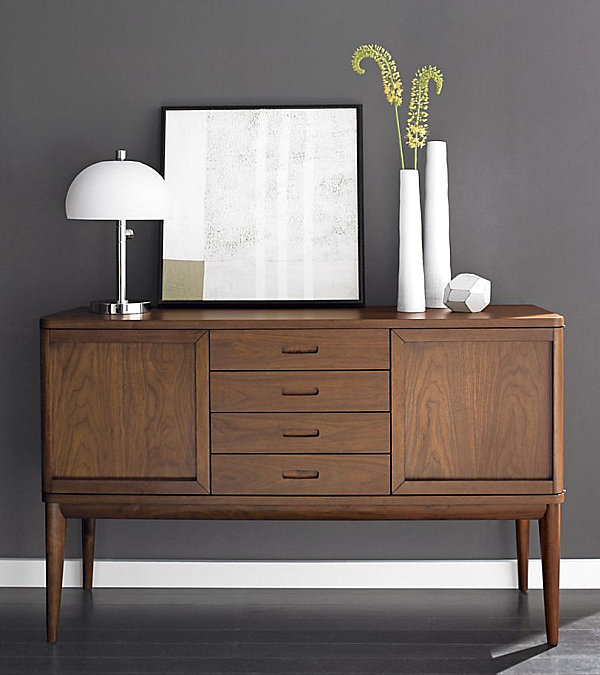 20 of The Coolest And Modern Credenzas Decorate Interior