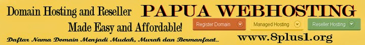 PAPUA Web Hosting