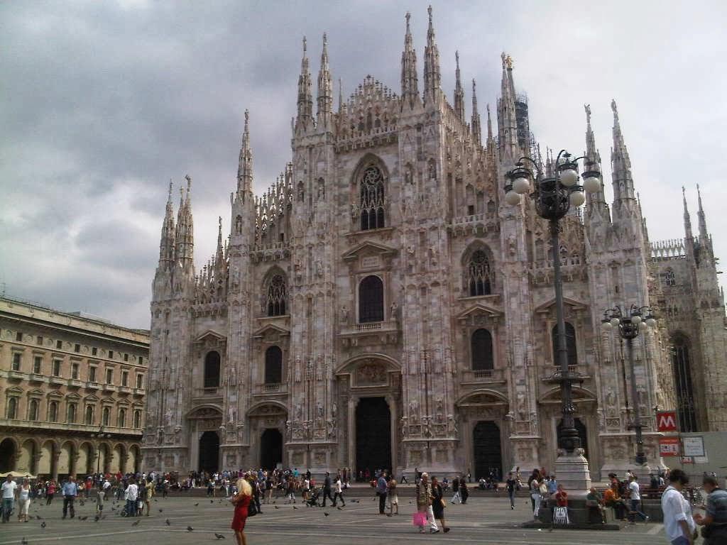 Milan, Italy, 2011