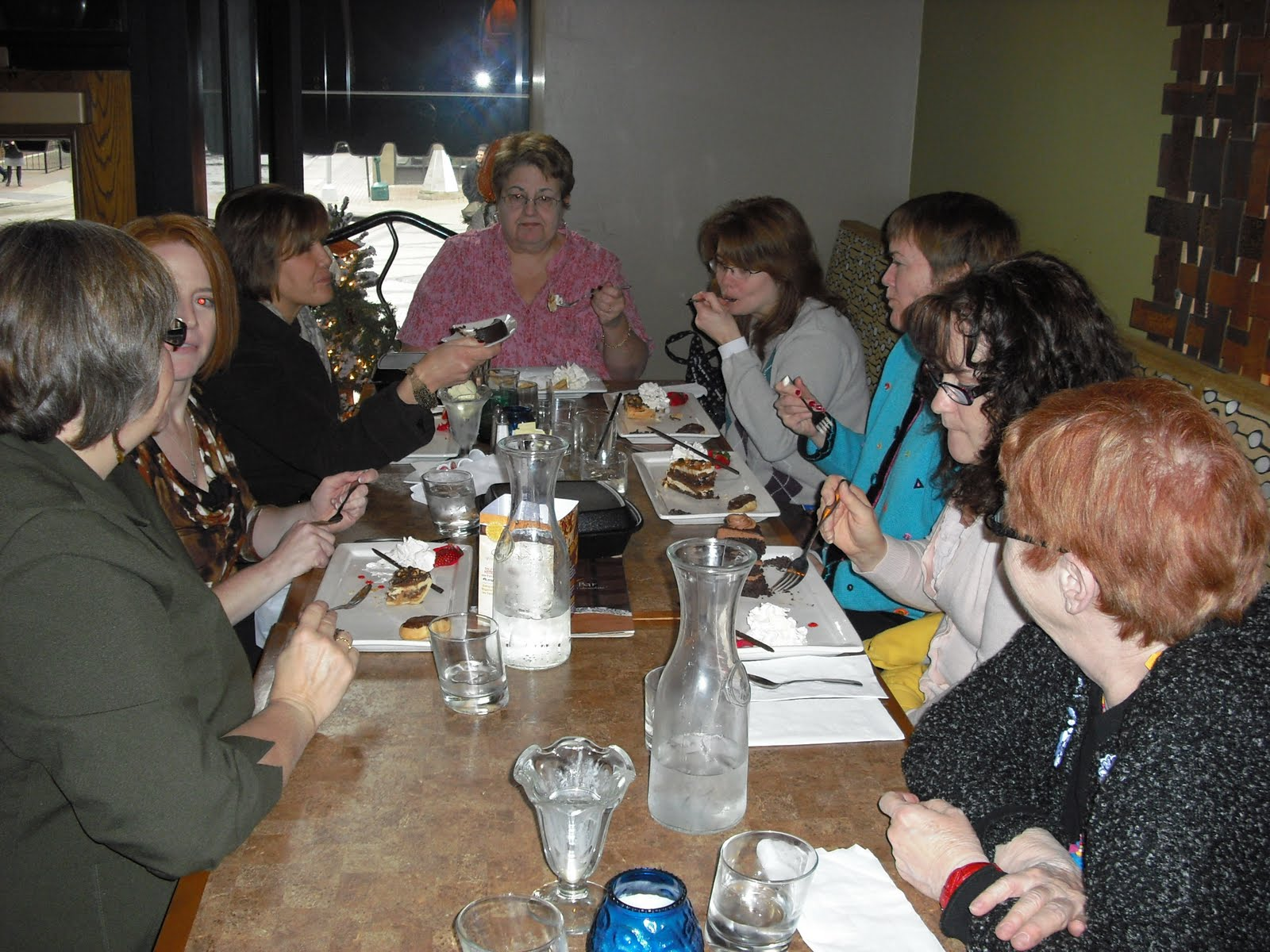 RIGHT WHERE WE BELONG: A Fun Lunch At The Chocolate Bar