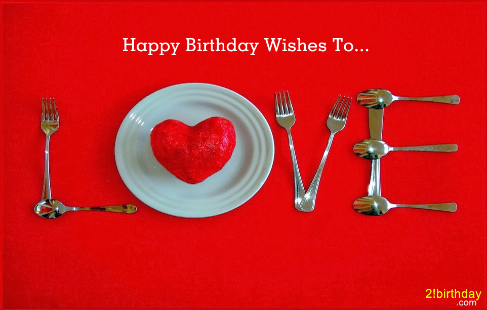 images of birthday wishes for lover - photo #9