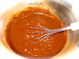 Receta bizcocho chocolate