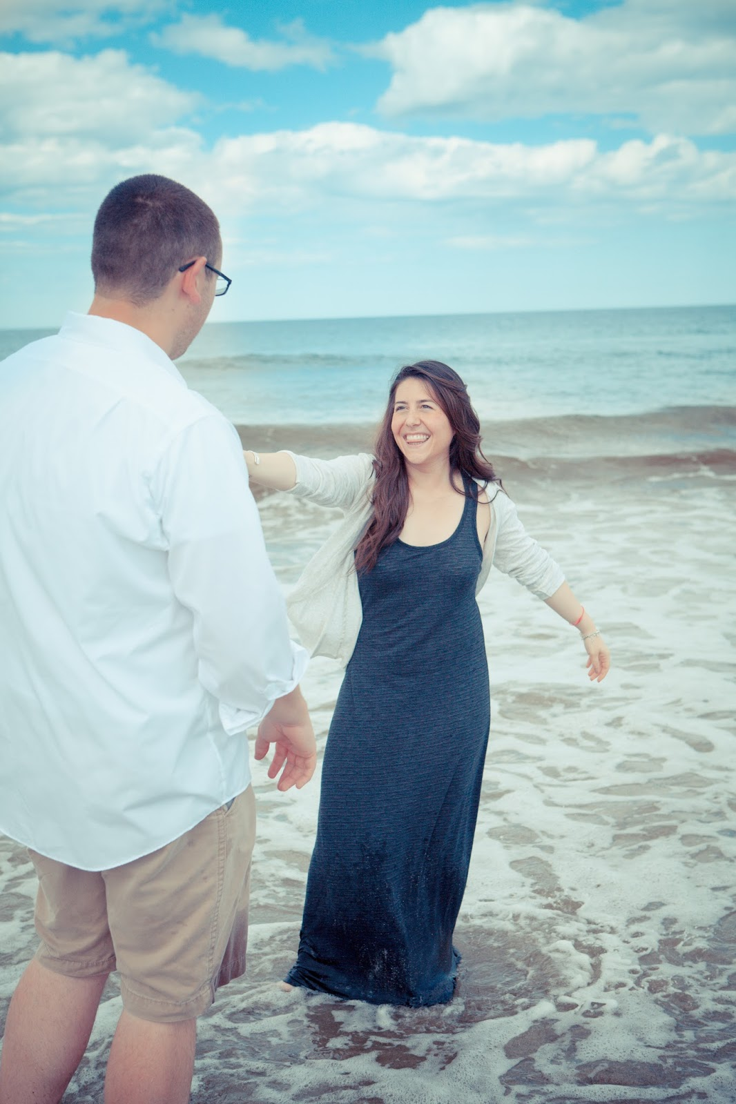 Boro Photography: Creative Visions, Lindy and Ryan - Sneak Peek, Maine Engagement
