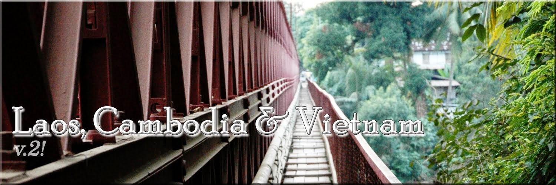 Laos Cambodia & VN, v2