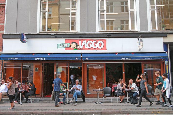 Amalie loves Denmark Cafe Viggo Kopenhagen