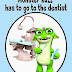 Monster Ruzz has to go to the dentist - Free Kindle Fiction